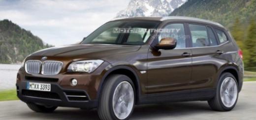 Новый BMW X 3