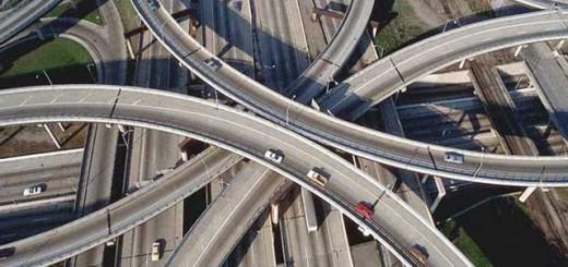 Строительство дорог в Москве